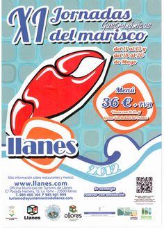 Días 11-13 y 18-20 de mayo . En #Llanes. #jornadas #gastronomicas.