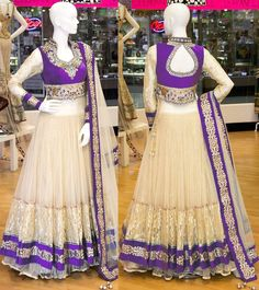 Women Clothing No 43 Anarkali Lehenga, Long Anarkali, Anarkali Suits, Punjabi Suits, Dream Dress, Dress Me Up, Indian Outfits, Latest Fashion Trends, Party Wear