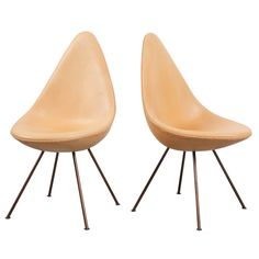 """1stdibs - Arne Jacobsen - The """"Drop"""" Chair explore items from 1,700  global dealers at 1stdibs.com"""