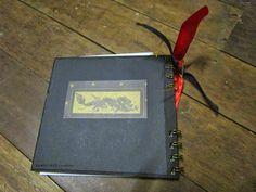 BaRb'n'ShEllcreations - Mini Album Dragons - made by Shell