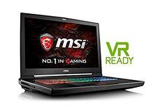 "MSI GT73VR Titan (VR Ready) Premium 17.3'' Gaming Laptop PC ( Intel i7 Quad Core, 64GB RAM, 4TB SSD, 17.3"" G-Sync FHD 1920 x 1080 Display, NVIDIA GeForce GTX 1070, Win 10)"
