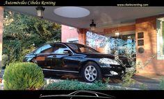 Alquiler Mercedes en Madrid con #conductor
