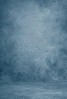 Blue Abstract Texture Portrait Photography Backdrop GC-151 - 5'W*7'H(1.5*2.2m)