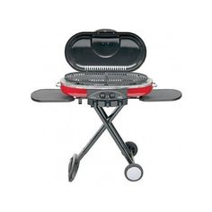 Coleman Roadtrip LXE Propane Grill lets you take the convenience, efficiency, and versatility of the household barbecue grill on the road or in the woods. Roadtrip LXE is a full-size grill with collapsible scissor legs for countertops or travel. Tragbarer Grill, Barbecue Grill, Hibachi Grill, Top 14, Barbacoa, Coleman Propane, Best Gas Grills, Portable Grill, Portable Stove