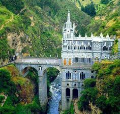 Las Lajas Church, Colombia