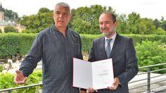 Mowa Stasiuka wygłoszona podczas ceremonii przyznania nagrody państwowej w kategorii literatura europejska - Austria