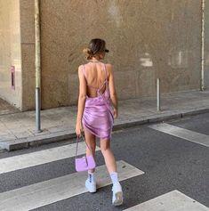 Moda Instagram, Cute Summer Dresses, Cute Dresses, Summer Outfits, Trendy Dresses, Dress Outfits, Cool Outfits, Casual Couture, Estilo Grunge