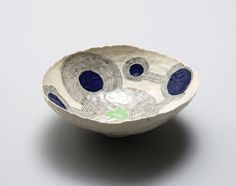Mature Whimsy: The work of Andrew Ludick - Ceramic Arts Network Mature Whimsy: The work of Andrew Ludick – Ceramic Arts Network Glass Ceramic, Ceramic Clay, Ceramic Bowls, Ceramic Pottery, Ceramics Monthly, Earthenware Clay, Sgraffito, Cup Art, Pottery Marks