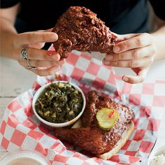 Nashville in 10 Plates on Food & Wine