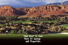 Welcome to St. George Utah MLS Real Estate, your one stop shopping spot for Southern Utah golf properties.  I've broken down the available listings by the golf course community in which they reside – from Sky Mountain to SunRiver, and every hole in between, if it's listed for sale  on the Washington County Board of realtors MLS system,  you can find it here.