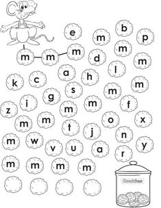 Letters leren :: lettersleren.yurls.net Letter M Activities, Letter M Worksheets, Preschool Worksheets, Preschool Activities, Letter School, Kindergarten Language Arts, Preschool Writing, Teaching Letters, Letter Recognition