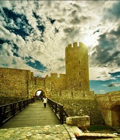 The most beautiful pictures of Serbia (21 photos) Kalemegdan Fortress, Serbia
