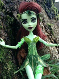 Poison Ivy Monster High