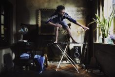 Surfing, photography by Grzegorz Pawelak