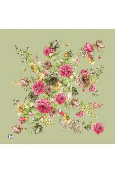 Birth Flowers, Tapestry, Floral, Yandex, Design, Home Decor, Search, Digital, Roses