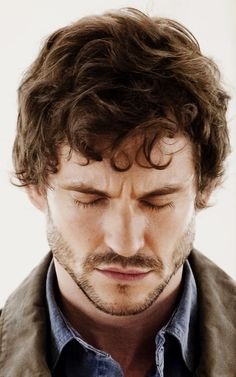 Hugh Dancy as Will Graham i love going on pinterest during the summer because then my friends can't complain to me about how much of one thing i repin, since i NEVER SEE THEM