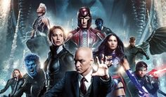 X-men: Apocalypse- not so apocalyptically catastrophic as the critics would like to think