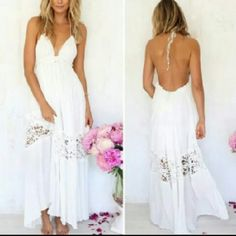 Boho Summer Dress New with tags Dresses Maxi