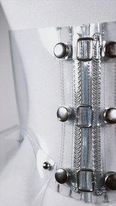 This Corset Belt is made to order. This belt is designed for those women that prefer wider accessories. It is made with a high quality clear PVC in the torso and peplum for a dramatic nipped waistline. The lacing can be used in the front or back. Diy Corset, Corset Belt, Underbust Corset, Lace Corset, Lace Tights, Gothic Fashion, Fashion Art, Steampunk Fashion, Emo Fashion