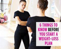 6 Things Weight-Loss Experts Want You to Know BEFORE You Start Trying to Drop Pounds | Women's Health Magazine