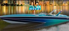 Want to see the Miami Vice Scarab?? Go to Miami! #miamivice #powerboats #famous  http://www.powerboatnation.com/miami-vice-1986-wellcraft-38kv-scarab-to-headline-show/