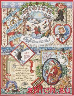 Набор для вышивания Janlynn 023-0384 (большая картинка)