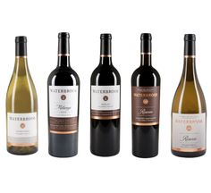 Waterbrook wines