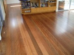 How to polish floor boards
