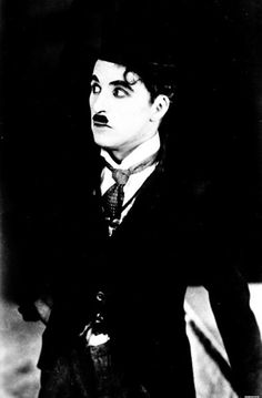Charlie Chaplin; the two-finger tache. #Movember