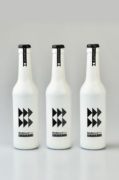 MEKFARTIN Birch Blond Beer | #Packaging of the World: Creative #PackageDesign Archive and Gallery
