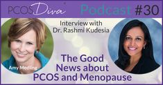 be healthy-page: The Good News About PCOS and Menopause