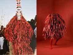 Diptych Part IV | Masquerade Pantomimicry | Another Africa