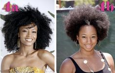 Is 4b Hair Simply Dry Unmoisturized 4a Hair? — BlackHairInformation.com - Growing Black Hair Long And Healthy