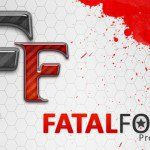 Fatal FO Logo Designed by Spectra Marketing Solutions.    Need graphic design? visit www.spectrams.com