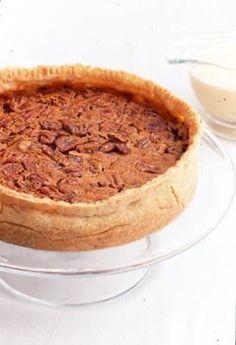 Pumpkin-Pecan Pie wi