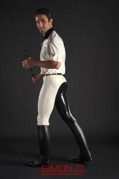 - Art Of Equitation Mens High Boots, Mens Riding Boots, Horse Riding Boots, Man Boots, Mens Boots Fashion, Leather Fashion, Suit Fashion, Jeans En Cuir, Mens Leather Pants