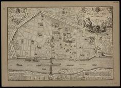 1705-Plan_de_la_ville_d'Orléans.JPG 408×300 pixels