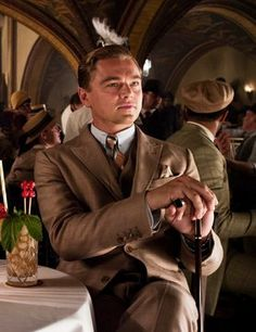 ElleUK.com, News: Brooks Brothers is behind the men's costumes for Gatsby