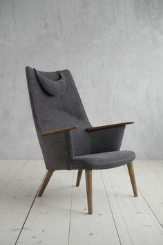 Easy Chair AT27 Hans J Wegner - ITEM - HIKE…