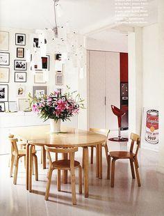 parisian chic interiors | ... Interior Design Blog | Lifestyle | Home Decor: A mid century Parisian