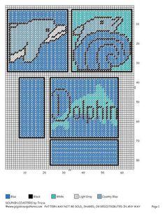 Dolphin Tissue Box