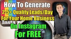 Instagram Blueprint: If you have a smart phone and 30 minutes a day, you can generate all the leads that you want for your business from Instagram for FREE, grow a following on autopilot and have fun!