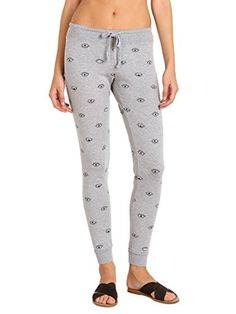 Spiritual Gangster Women's Evil Eye Sweatpants -- Awesome products selected by Anna Churchill