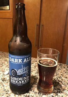 Ground Breaker Dark Ale - Gluten Free Beer Guide