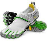 barefoot running shoes - (Patman?)