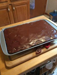 Hershey's Syrup Brownies