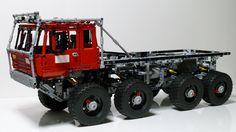 LEGO Technic Tatra 813 Trial Truck