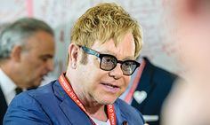 Elton John responds to announcement that he'll play the Trump Inauguration