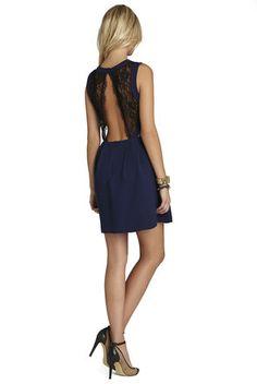 Side-Cutout Dress   BCBGeneration