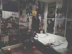 grunge bedroom tumblr - Google Search